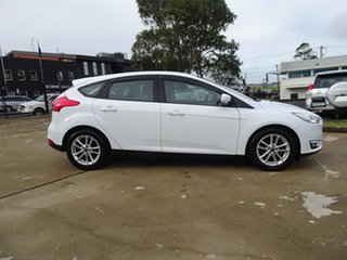 2016 Ford Focus LZ Trend Frozen White 6 Speed Automatic Hatchback