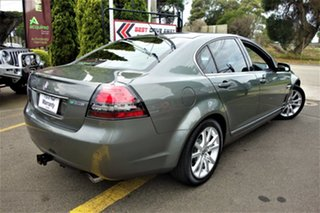 2010 Holden Calais VE II Grey 6 Speed Sports Automatic Sedan.