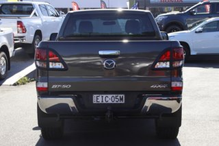 2016 Mazda BT-50 UR0YF1 XT 4x2 Hi-Rider Bronze 6 Speed Manual Utility