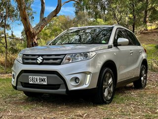 2015 Suzuki Vitara LY RT-S 2WD Silver 6 Speed Sports Automatic Wagon