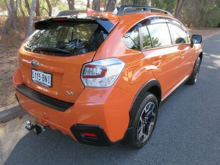 2016 Subaru XV G4X MY17 2.0i Lineartronic AWD Special Edition Orange 6 Speed Constant Variable Wagon.