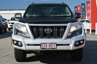 2015 Toyota Landcruiser Prado GDJ150R GXL Graphite 6 Speed Sports Automatic Wagon