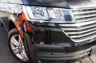 2020 Volkswagen Multivan T6.1 MY21 TDI340 SWB DSG Comfortline Premium Deep Black Pearl Effect.