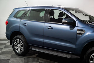 2015 Ford Everest UA Trend Blue 6 Speed Sports Automatic SUV