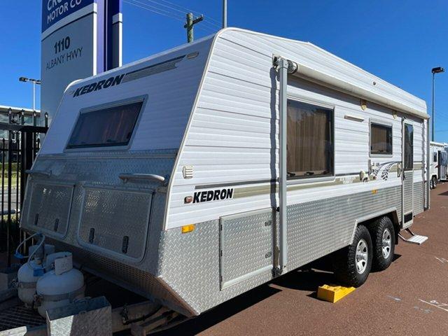 Used Kedron ATV St James, 2007 Kedron ATV Caravan