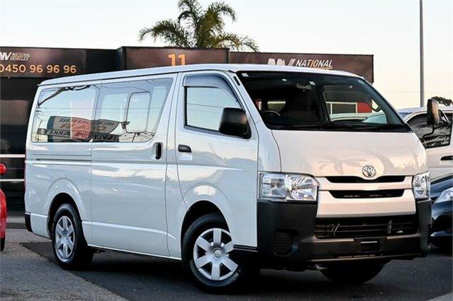 Used Toyota HiAce DX Cheltenham, 2016 Toyota HiAce KDH201V DX White Automatic Van