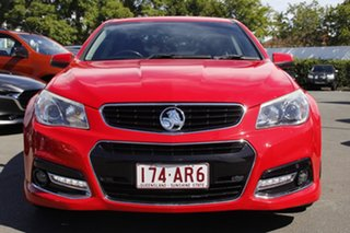 2014 Holden Commodore VF MY14 SS Red 6 Speed Manual Sedan.