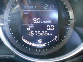 2014 Mazda CX-5 KE1032 Maxx SKYACTIV-Drive AWD Sport Blue 6 Speed Sports Automatic Wagon