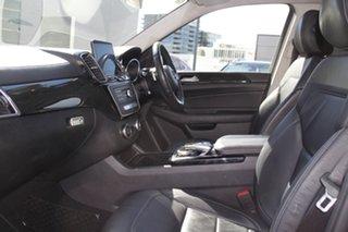 2017 Mercedes-Benz GLS-Class X166 807MY GLS350 d 9G-Tronic 4MATIC Blue 9 Speed Sports Automatic.