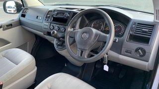 2013 Volkswagen Transporter T5 MY13 TDI 250 SWB Low White 5 Speed Manual Van