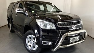 2016 Holden Colorado RG MY16 LTZ Crew Cab Black 6 Speed Sports Automatic Utility