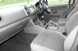 2012 Volkswagen Amarok 2H MY12.5 TDI400 4Mot Highline Grey 6 Speed Manual Utility