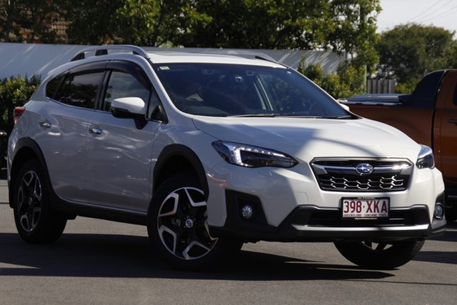 Used Subaru XV G4X MY17 2.0i-S Lineartronic AWD Mount Gravatt, 2017 Subaru XV G4X MY17 2.0i-S Lineartronic AWD Crystal White 6 Speed Constant Variable Wagon