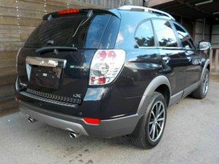 2012 Holden Captiva CG Series II 7 AWD LX Black 6 Speed Sports Automatic Wagon