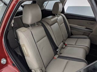 2012 Mazda CX-9 TB10A5 Grand Touring Activematic AWD Red 6 Speed Sports Automatic Wagon