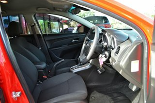 2016 Holden Cruze JH Series II MY16 Equipe Red 6 Speed Sports Automatic Hatchback.