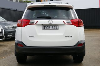 2015 Toyota RAV4 ZSA42R GX 2WD White 7 Speed Constant Variable Wagon