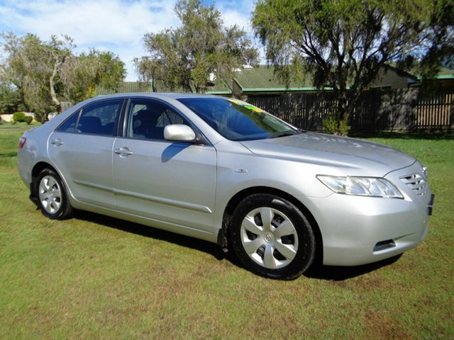 Used Toyota Camry ACV40R Altise Kippa-Ring, 2009 Toyota Camry ACV40R Altise Silver 5 Speed Automatic Sedan