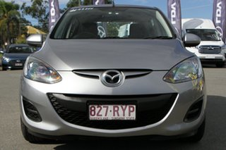 2011 Mazda 2 DE10Y2 MY12 Neo Aluminium 4 Speed Automatic Hatchback