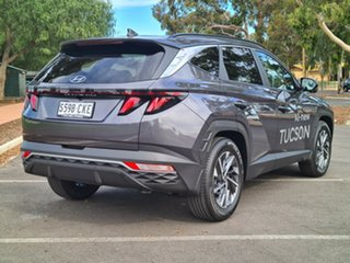 2021 Hyundai Tucson NX4.V1 MY22 Elite 2WD Titan Gray 6 Speed Automatic Wagon.