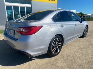 2019 Subaru Liberty B6 MY19 2.5i CVT AWD Premium Silver/130919 6 Speed Constant Variable Sedan.