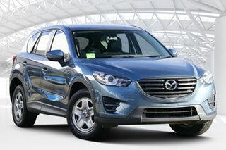 2016 Mazda CX-5 KE1032 Maxx SKYACTIV-Drive AWD Blue Reflex 6 Speed Sports Automatic Wagon.