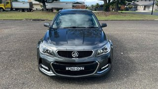 2017 Holden Commodore VF II MY17 SV6 Sportwagon Grey 6 Speed Sports Automatic Wagon.