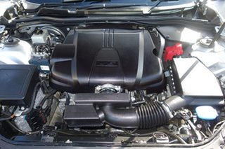 2013 Holden Ute VF MY14 SV6 Ute Silver 6 Speed Manual Utility