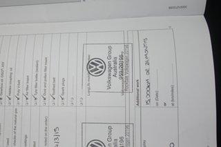 2014 Volkswagen Golf VII MY15 R DSG 4MOTION Black 6 Speed Sports Automatic Dual Clutch Hatchback