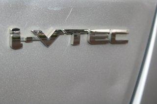 2010 Honda Jazz GE VTi Silver 5 Speed Automatic Hatchback