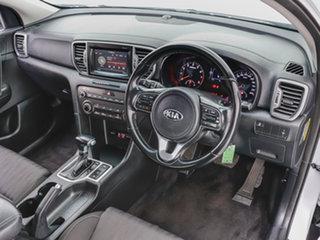 2018 Kia Sportage QL MY18 SI (FWD) Silver 6 Speed Automatic Wagon