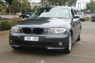 2007 BMW 118i E87 6 Speed Automatic Hatchback