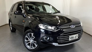 2011 Ford Territory SZ TS Seq Sport Shift AWD Black 6 Speed Sports Automatic Wagon.