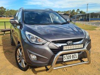 2014 Hyundai ix35 LM3 MY14 Highlander AWD Grey 6 Speed Sports Automatic Wagon.