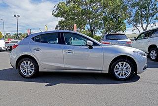 2016 Mazda 3 BM5478 Maxx SKYACTIV-Drive Aluminium 6 Speed Sports Automatic Hatchback