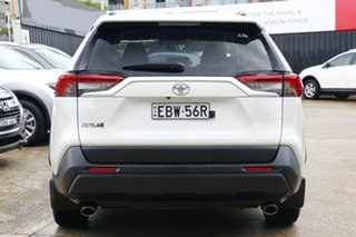 2019 Toyota RAV4 Mxaa52R GXL 2WD White 10 Speed Constant Variable Wagon