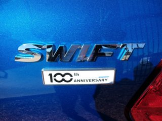 2021 Suzuki Swift AZ Series II 100 Year Anniversary LTD Edtn Speedy Blue Continuous Variable