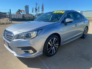 2019 Subaru Liberty B6 MY19 2.5i CVT AWD Premium Silver/130919 6 Speed Constant Variable Sedan