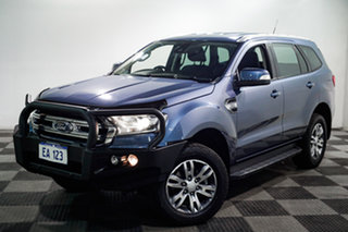 2015 Ford Everest UA Trend Blue 6 Speed Sports Automatic SUV.