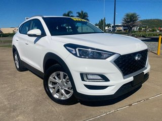 2019 Hyundai Tucson TL3 MY19 Active X 2WD White/290619 6 Speed Automatic Wagon.