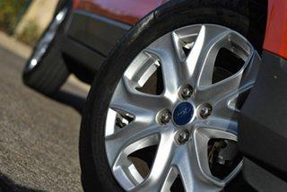 2015 Ford Ecosport BK Trend Orange 5 Speed Manual Wagon