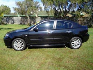 2009 Mazda 3 BK10F2 MY08 Maxx Sport Black 5 Speed Manual Sedan