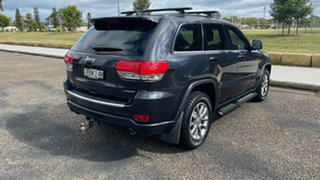 2014 Jeep Grand Cherokee WK MY15 Laredo Grey 8 Speed Sports Automatic Wagon