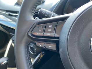 2018 Mazda 2 DJ2HAA Maxx SKYACTIV-Drive Meteor Grey 6 Speed Sports Automatic Hatchback