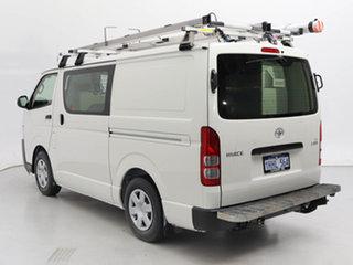 2017 Toyota HiAce KDH201R MY16 LWB White 4 Speed Automatic Van