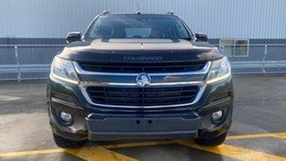 2016 Holden Colorado RG MY17 Z71 Pickup Crew Cab Black 6 Speed Sports Automatic Utility.