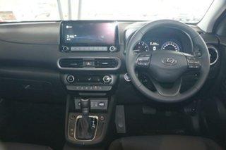 2021 Hyundai Kona Os.v4 MY21 Elite 2WD Dark Knight 8 Speed Constant Variable Wagon