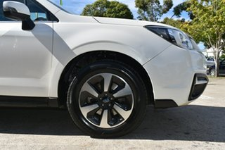 2017 Subaru Forester MY17 2.0D-L White Continuous Variable Wagon