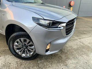 2021 Mazda BT-50 TFR40J XT 4x2 Ingot Silver 6 Speed Sports Automatic Cab Chassis.