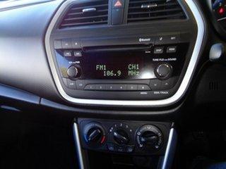 2015 Suzuki S-Cross JY GL White 5 Speed Manual Hatchback
